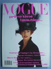 Vogue Magazine - 1991 - October